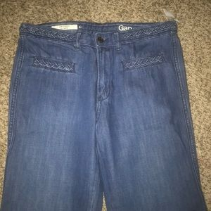 Brand new Gap flare jeans